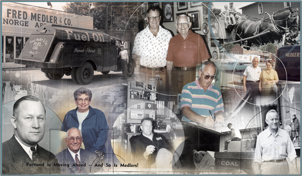 Medler's History Collage